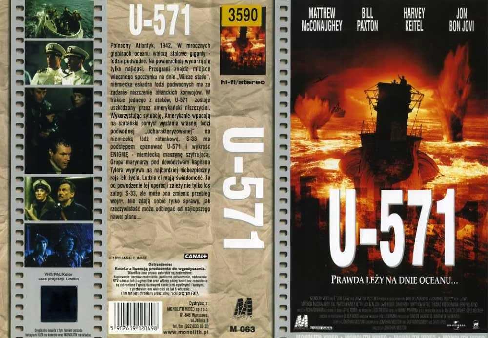 U - 571 / HIT!