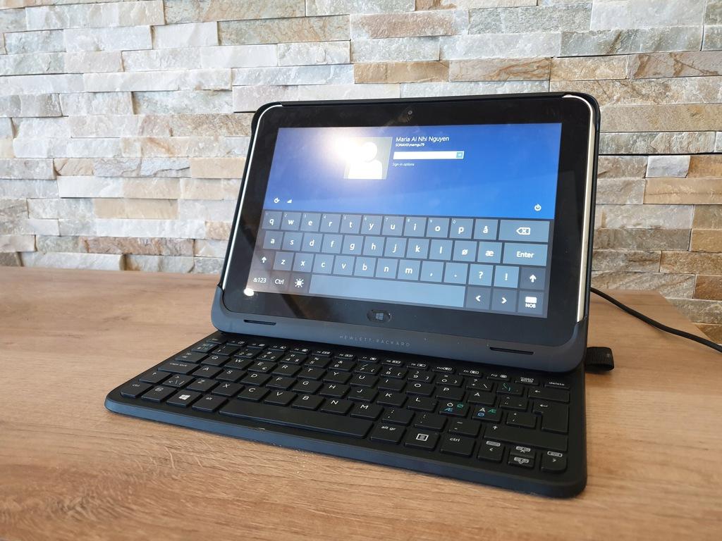 Elitepad 900 64GB plus klawiatura HP