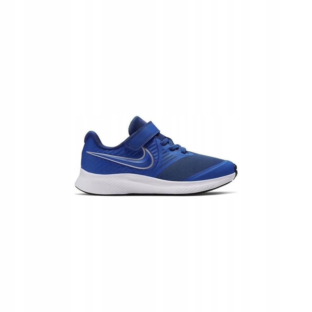 NIKE BUTY Nike Star Runner 2 AT1801-400 # 31,5