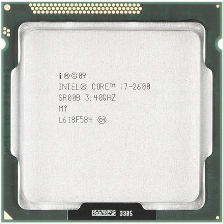 HIT! Core i7-2600 3,4 GHz 8MB LGA 1155 GWARANCJA