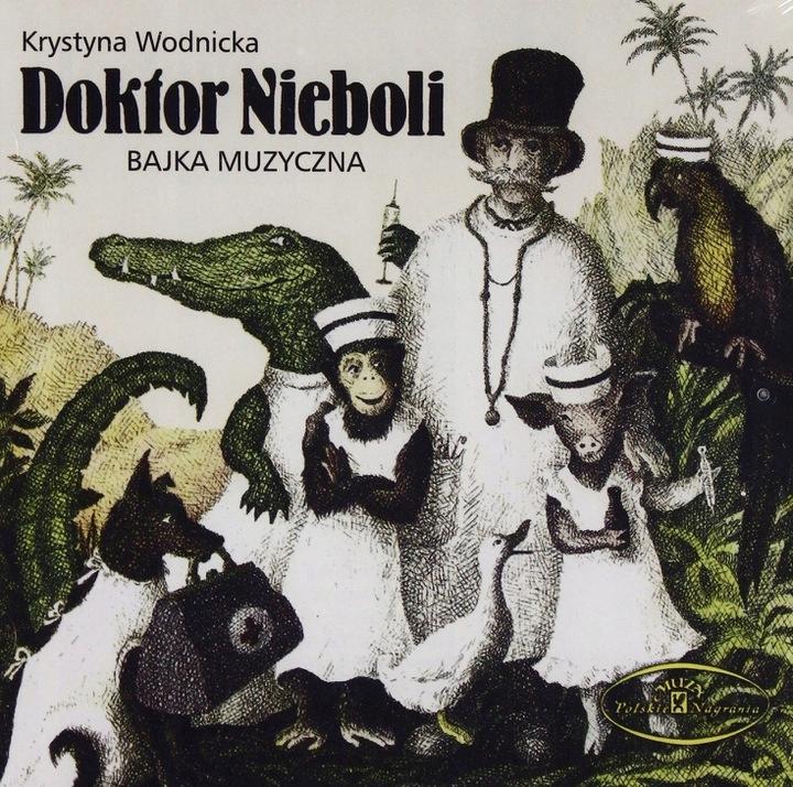 CD BAJKI Doktor Nieboli (Nagranie z 1985)