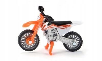Siku 13 - Motocykl KTM SX-F 4500 S1391 Siku