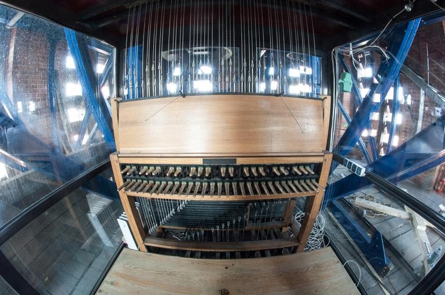 Indywidualna lekcja gry na Gdańskim Carillonie