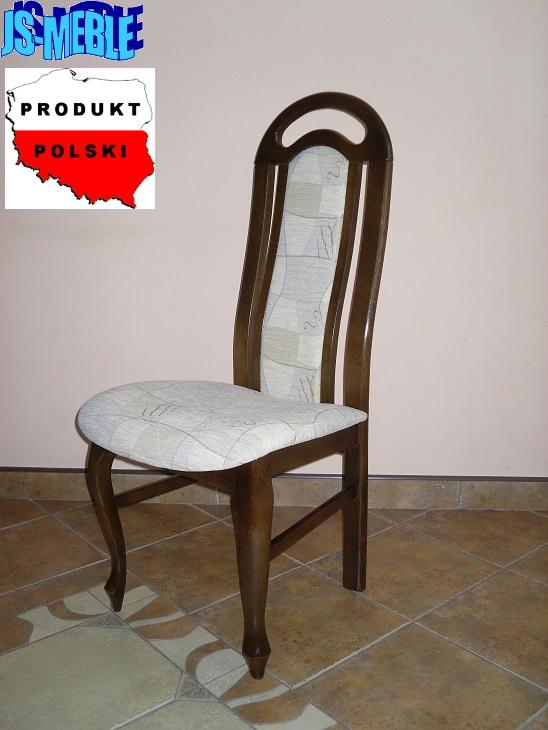 krzesła tapicerowane irys