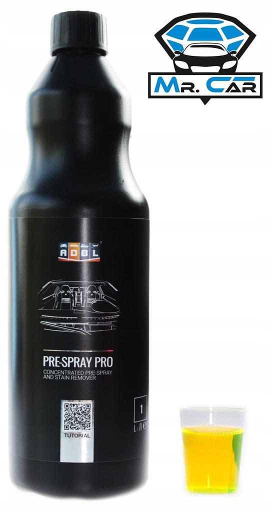 ADBL Pre Spray Pro 1L Pranie tapicerki