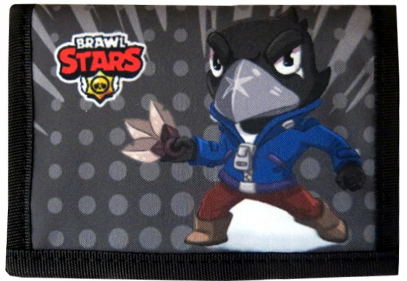 Portfel BRAWL STARS portfele CROW jakość SUPER HiT