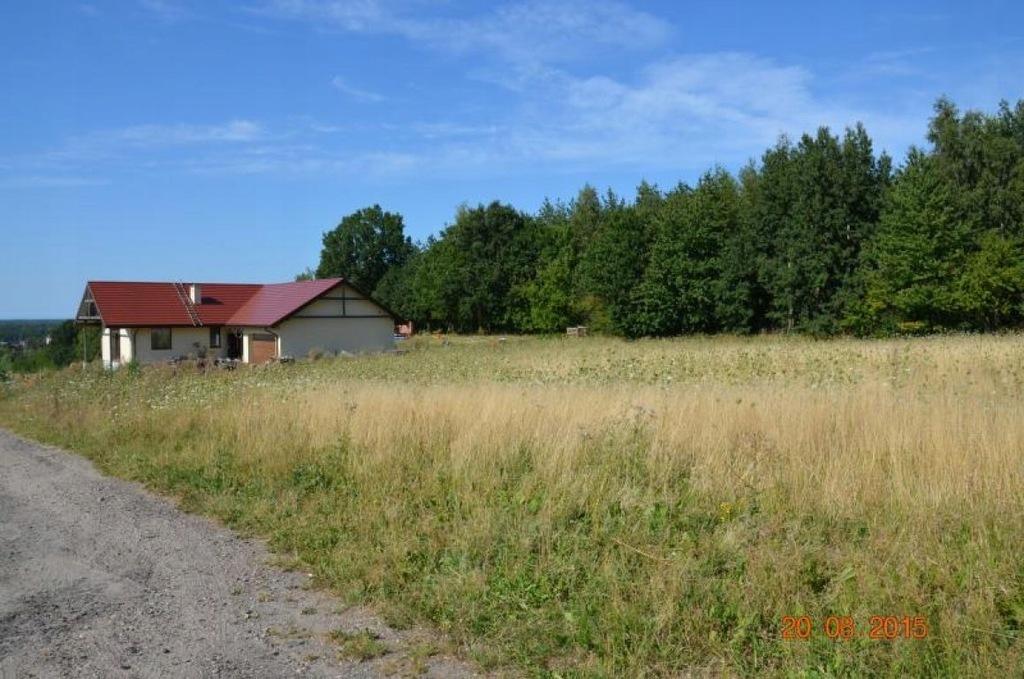 Działka, Skwierzynka, Sianów (gm.), 1134 m²