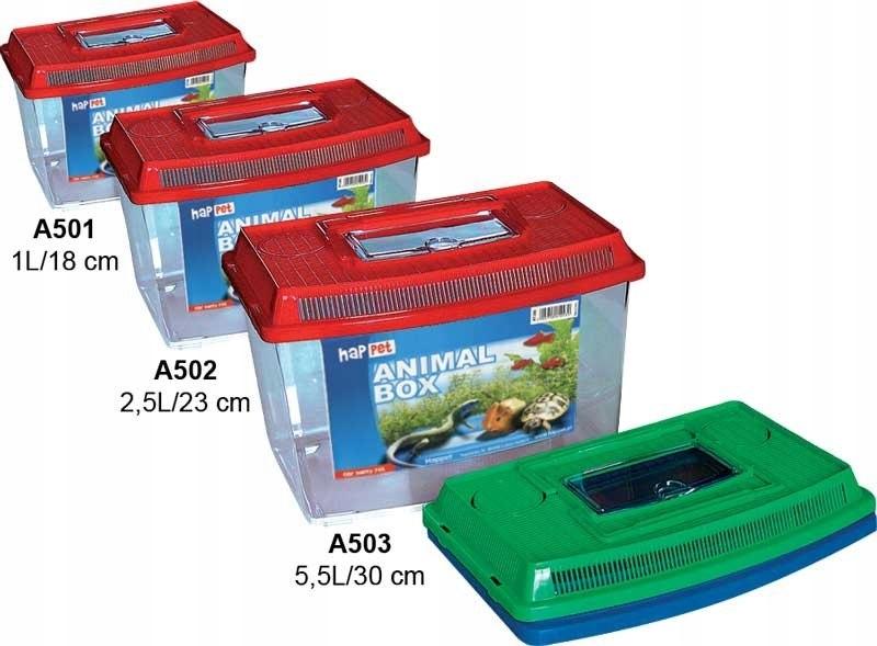 ANIMAL BOX Happet 5.5L