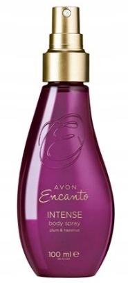 Avon Encanto Intense 100 ml mgiełka do ciała