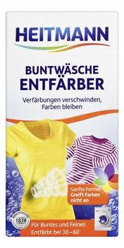 HEITMANN Odbarwiacz do tkanin kolorowych 150 ml