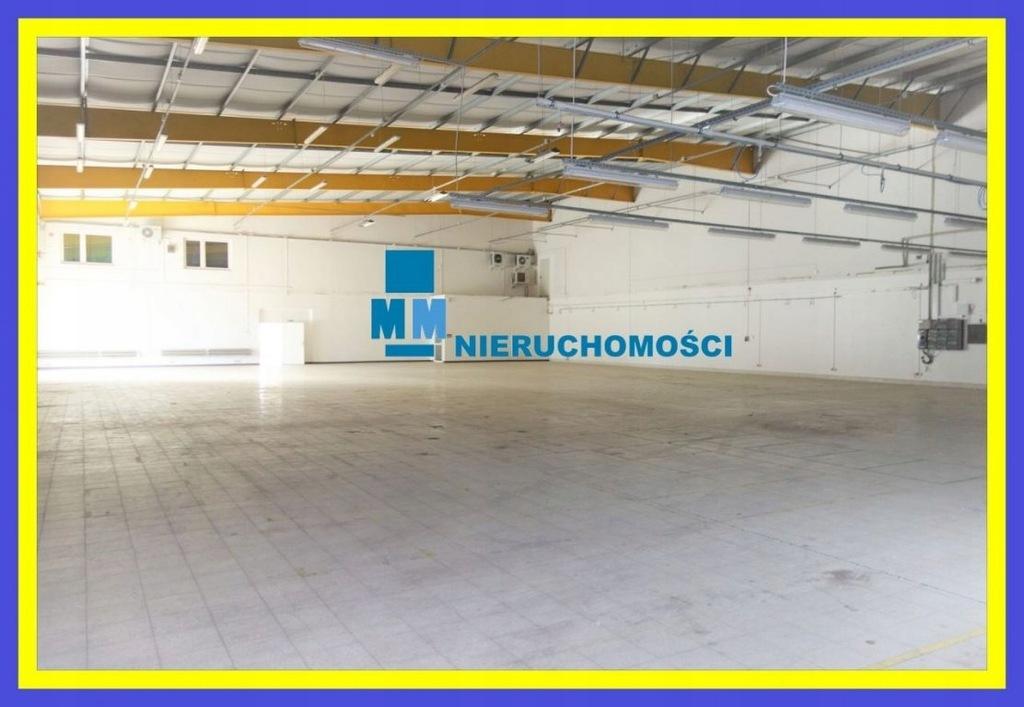 Magazyny i hale, Dąbrowa Górnicza, 2000 m²