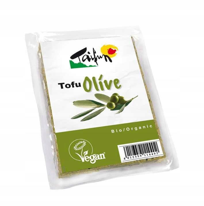 Tofu z oliwkami BIO 200 g
