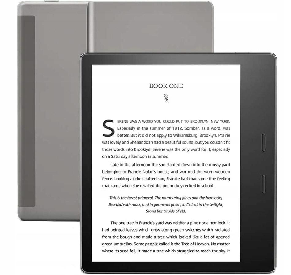 """Czytnik Amazon Kindle Oasis 3 8GB IPX8 7"""""""