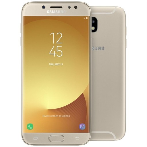Telefon Samsung Galaxy J5 2017 J530 Zloty 7353363624 Oficjalne Archiwum Allegro