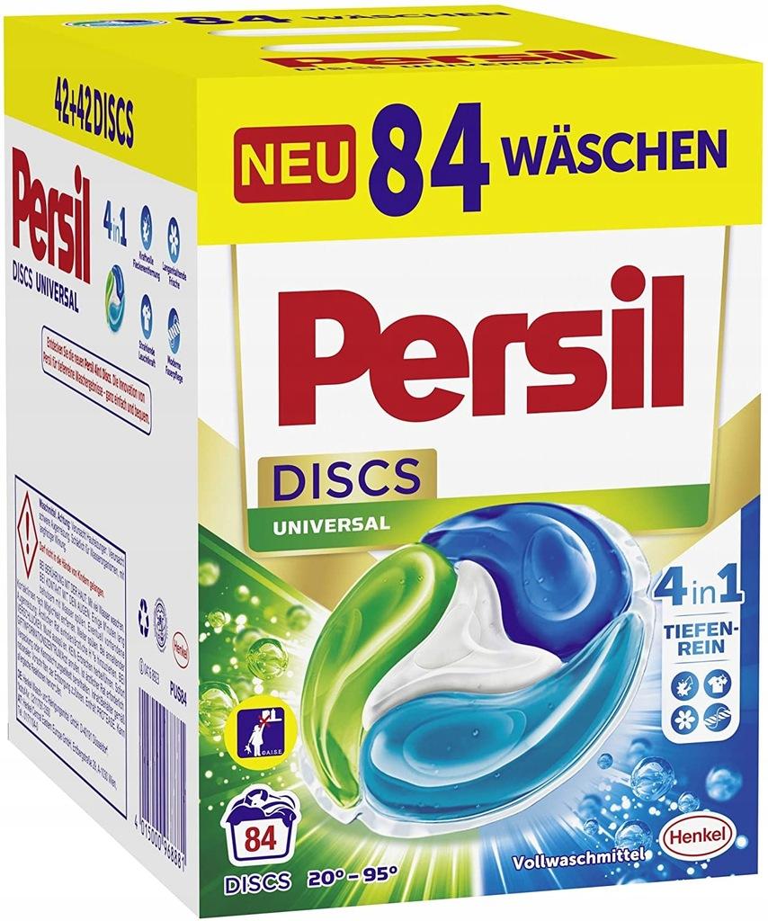 Persil Discs 84 Universal z Niemiec