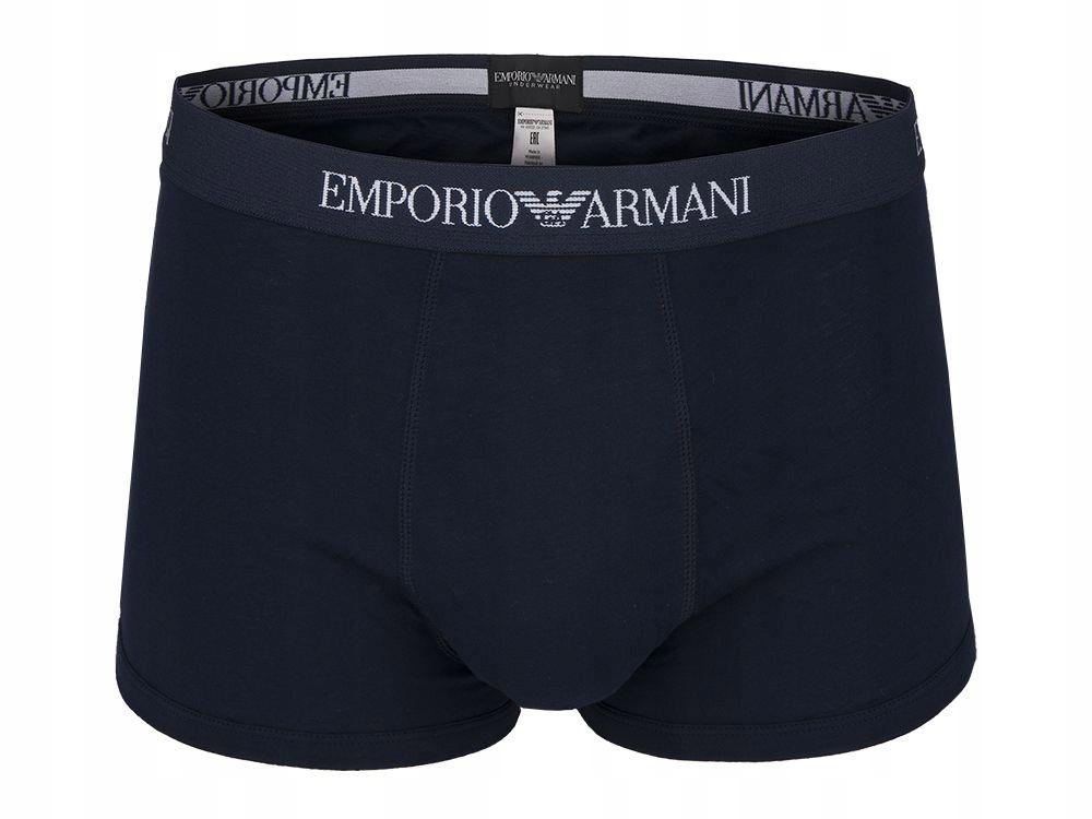 2 PAK BOKSEREK MĘSKICH EMPORIO ARMANI 111613 M