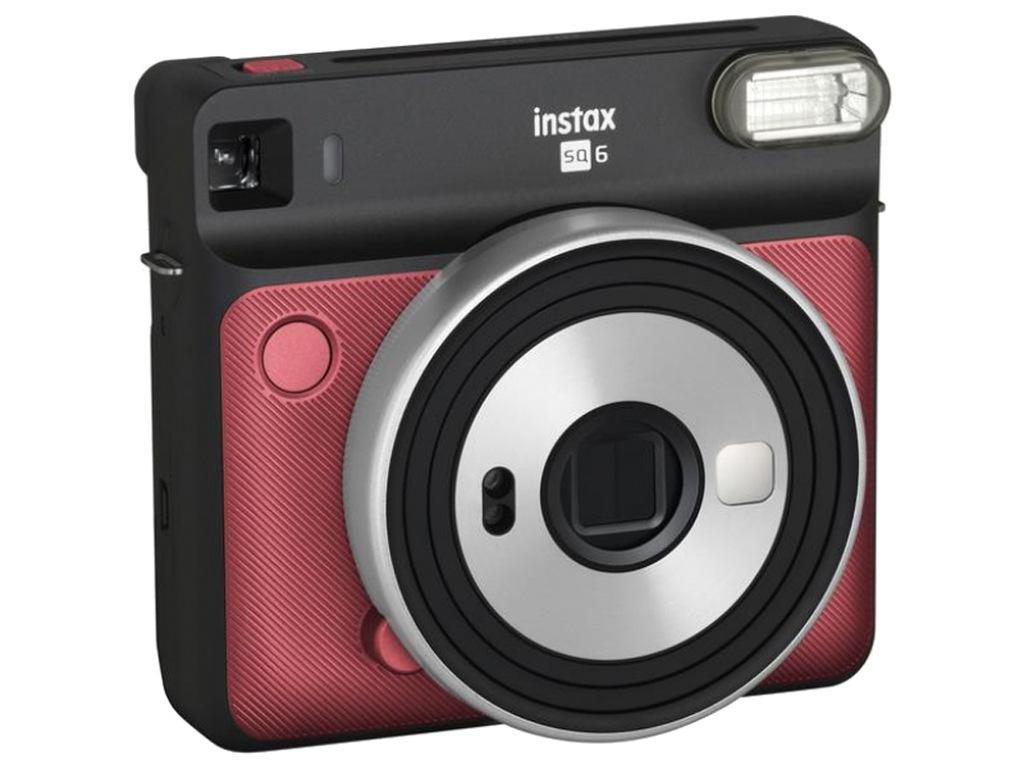 Aparat Fujifilm Instax Square SQ6 Aqua ruby red