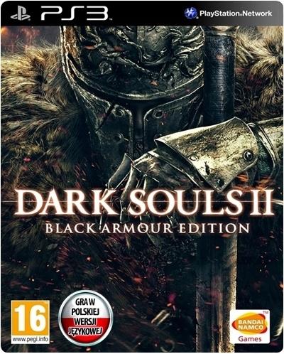Dark Souls Ii 2 Black Armour Edition Ps3 Pl 11dlc 8797644150 Oficjalne Archiwum Allegro
