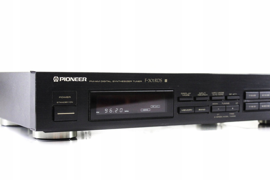 O Outlet! - Tuner Pioneer F-301RDS