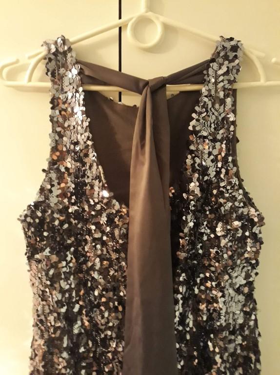 Piękna sukienka cekiny New Look 36