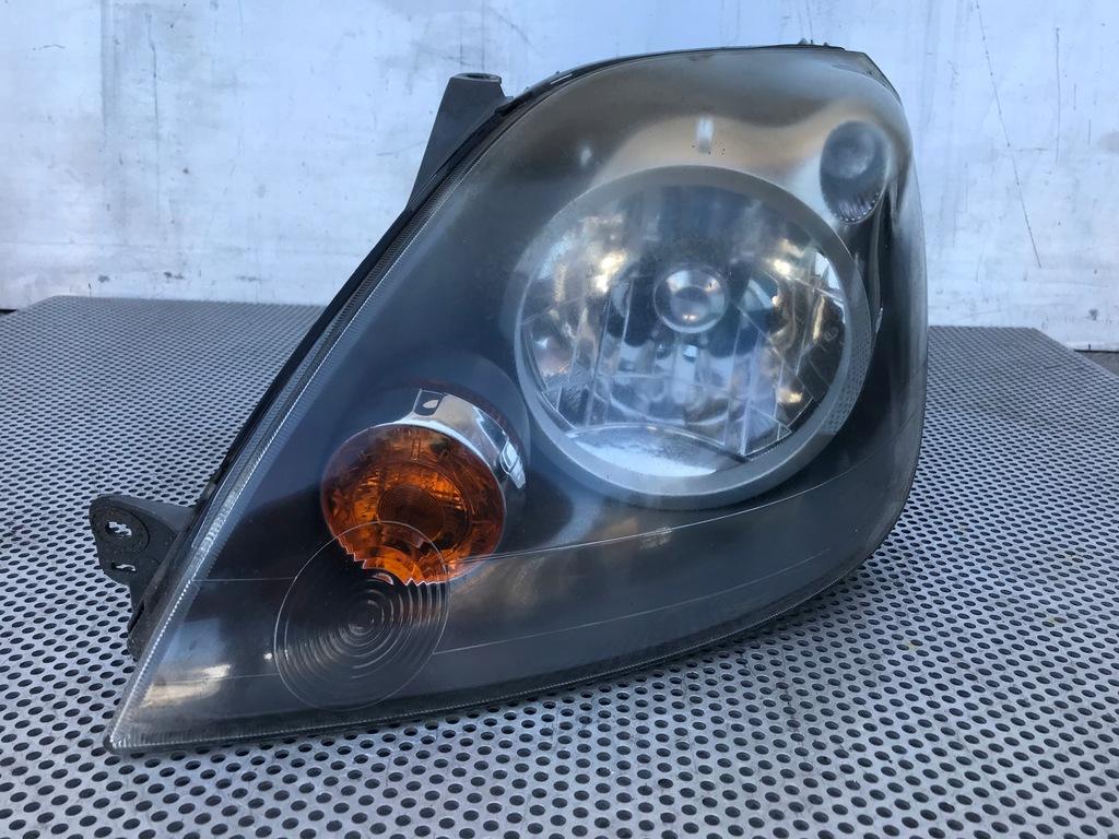 Lampa lewy PRZÓD Ford Fiesta MK6 lift 05-08r.