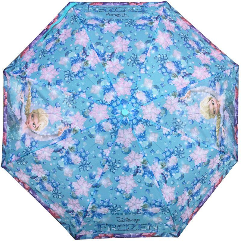 Krótka składana parasolka Frozen Kraina Lodu