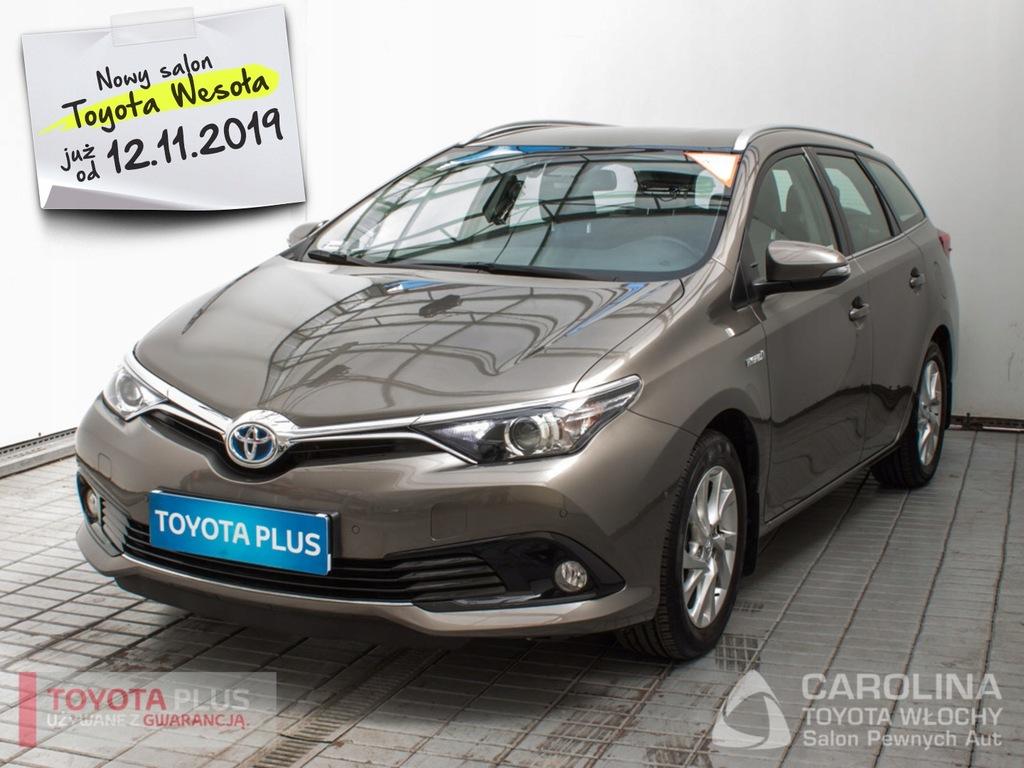Toyota Auris Hybrid 135 Premium Comfort 8265689725 Oficjalne Archiwum Allegro
