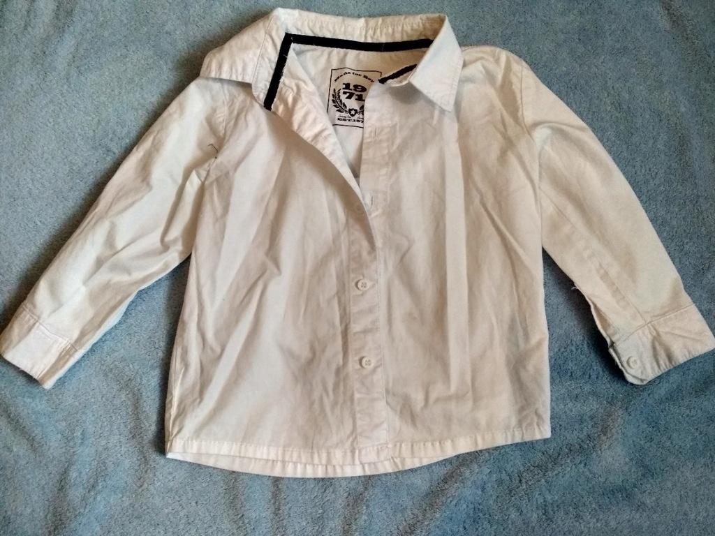 Piękna Koszula z długim rękawem rozmiar 92 C&A