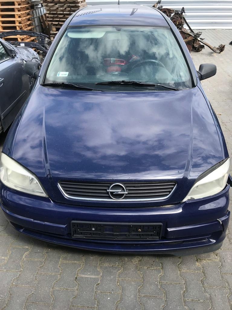 Opel Astra G Ii Z20z Maska Przednia 8335184706 Oficjalne Archiwum Allegro