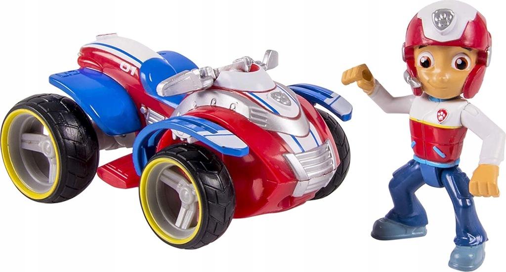 Pojazd Paw Patrol i figurka