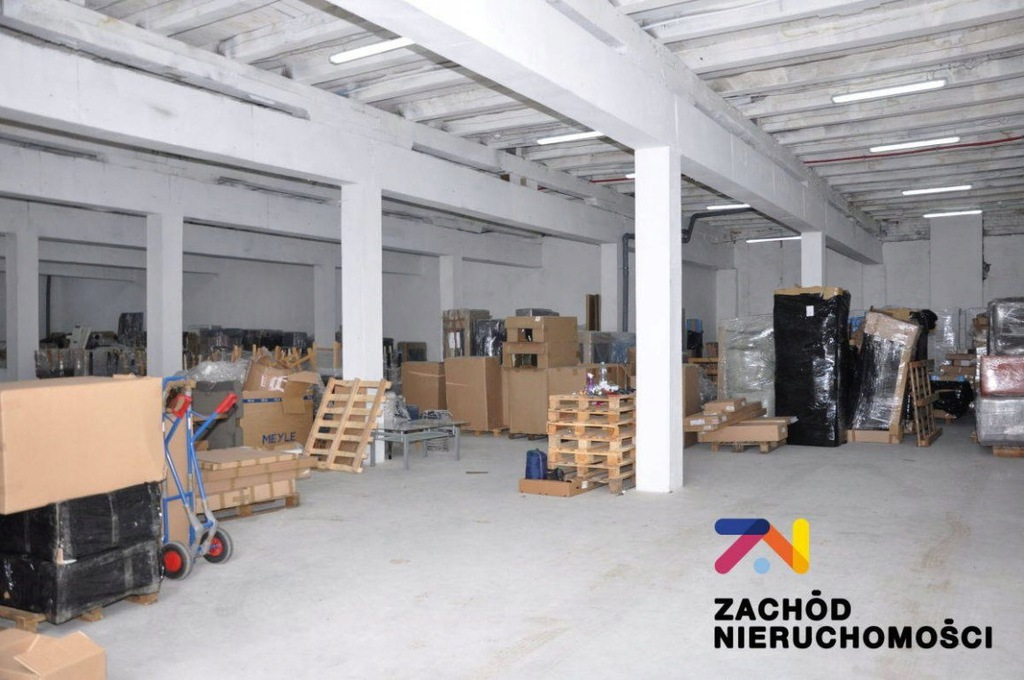 Magazyny i hale, Zielona Góra, 750 m²