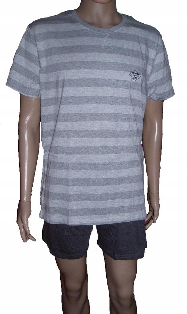 Piżama męska Henderson 37844 Rick XL