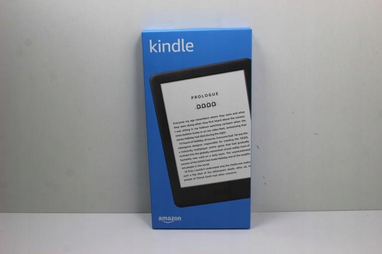 CZYTNIK E-BOOKÓW AMAZON KINDLE 10