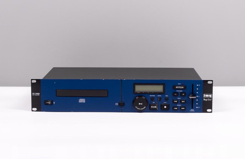 Odtwarzacz IMG STAGE LINE CD-160DJ
