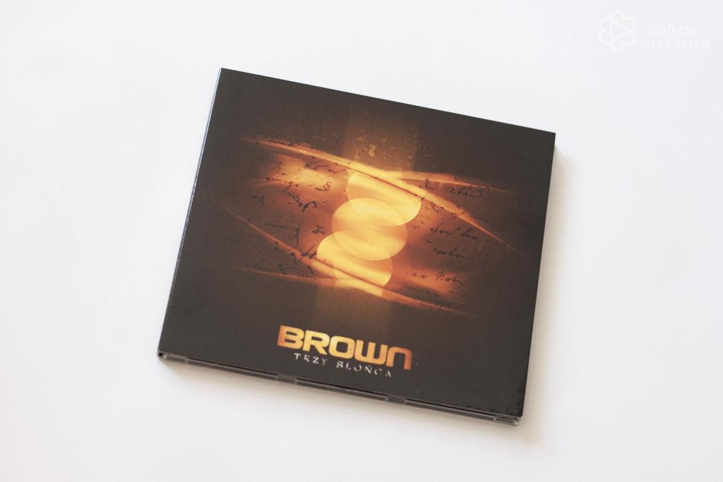 """Brown - Płyta """"Trzy słońca"""" Z Autografami"""