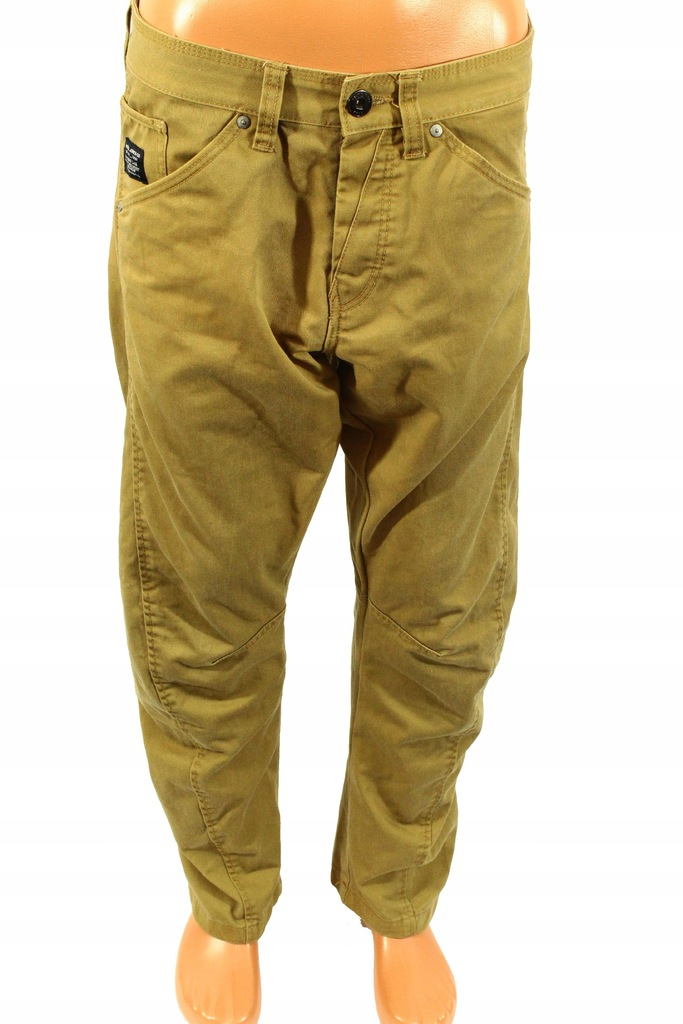 JACK&JONES Spodnie anti fit! W33 L30 Pas 84