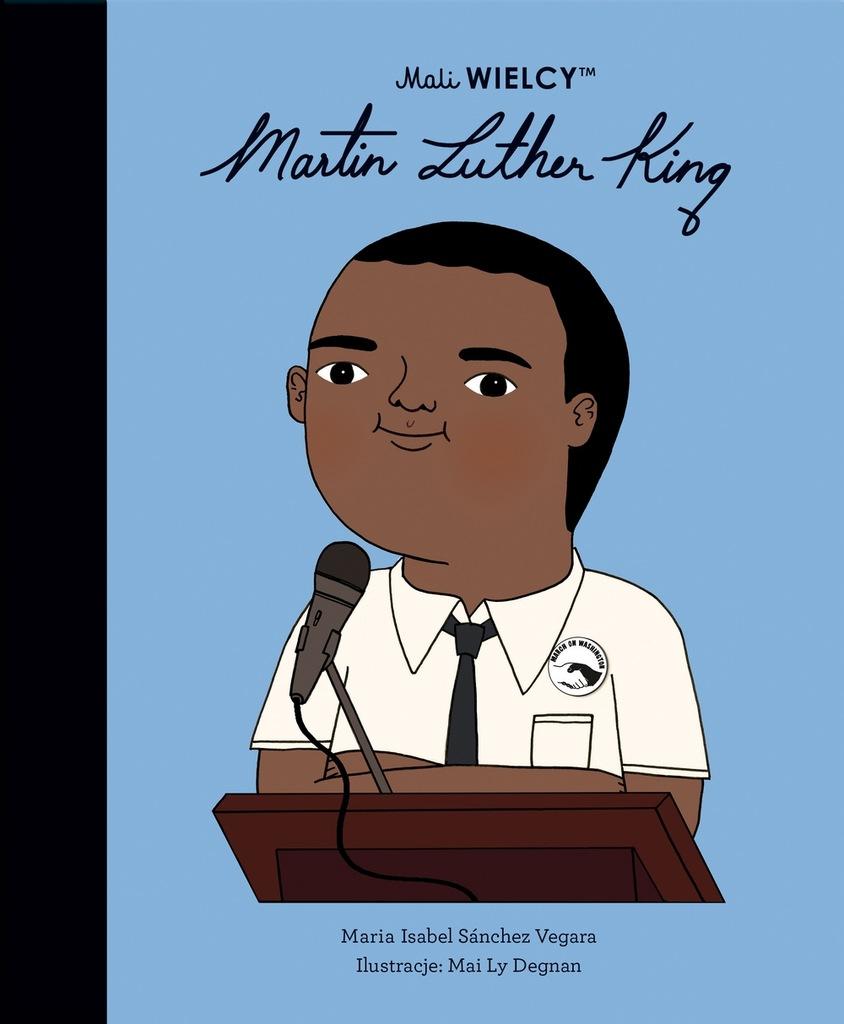 Mali WIELCY Martin Luther King Sanchez-Vegara M.I.