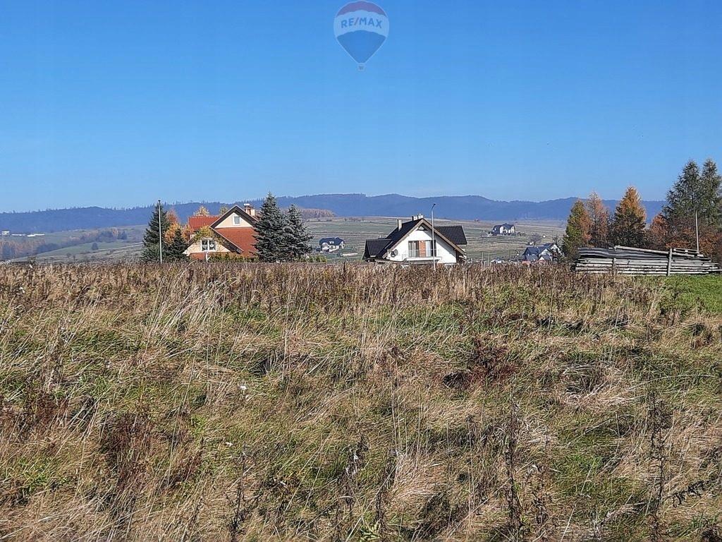 Działka, Nowy Targ, Nowotarski (pow.), 1566 m²