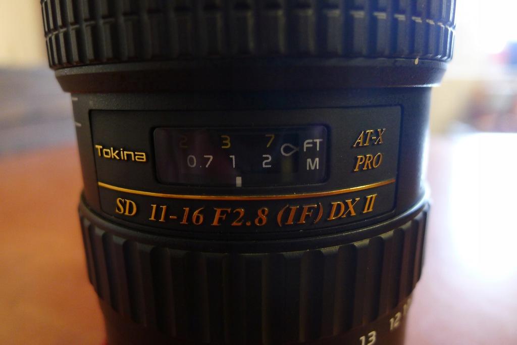 Tokina ATX-116 PRO DX 11-16 f/2.8 CANON