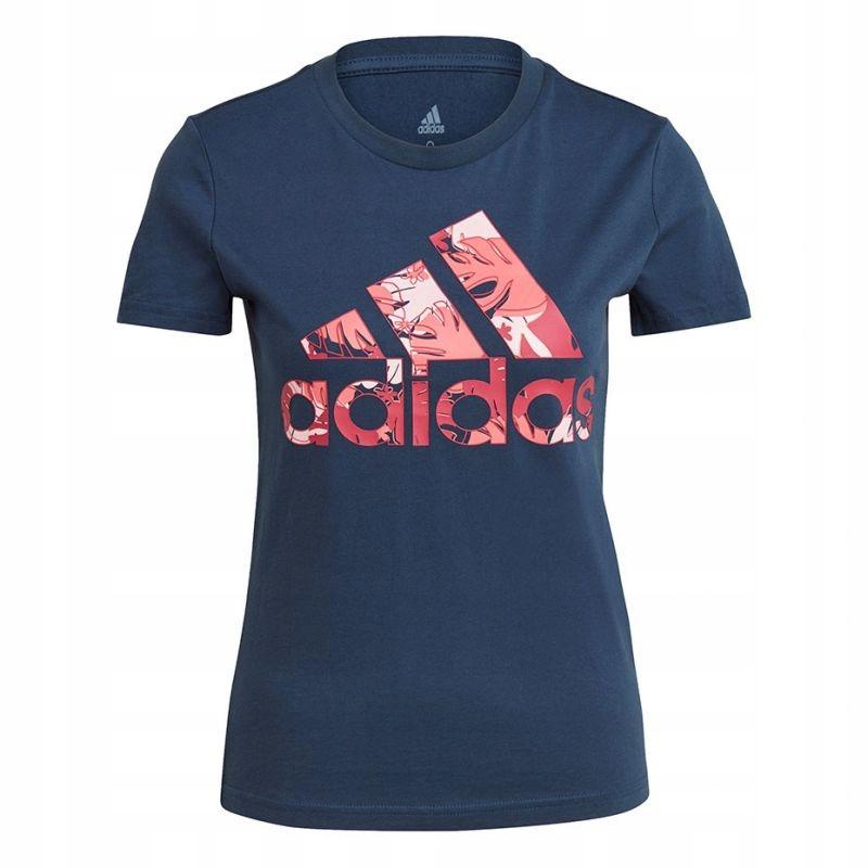 Koszulka adidas Tropical Graphic T-Shirt D GL0838
