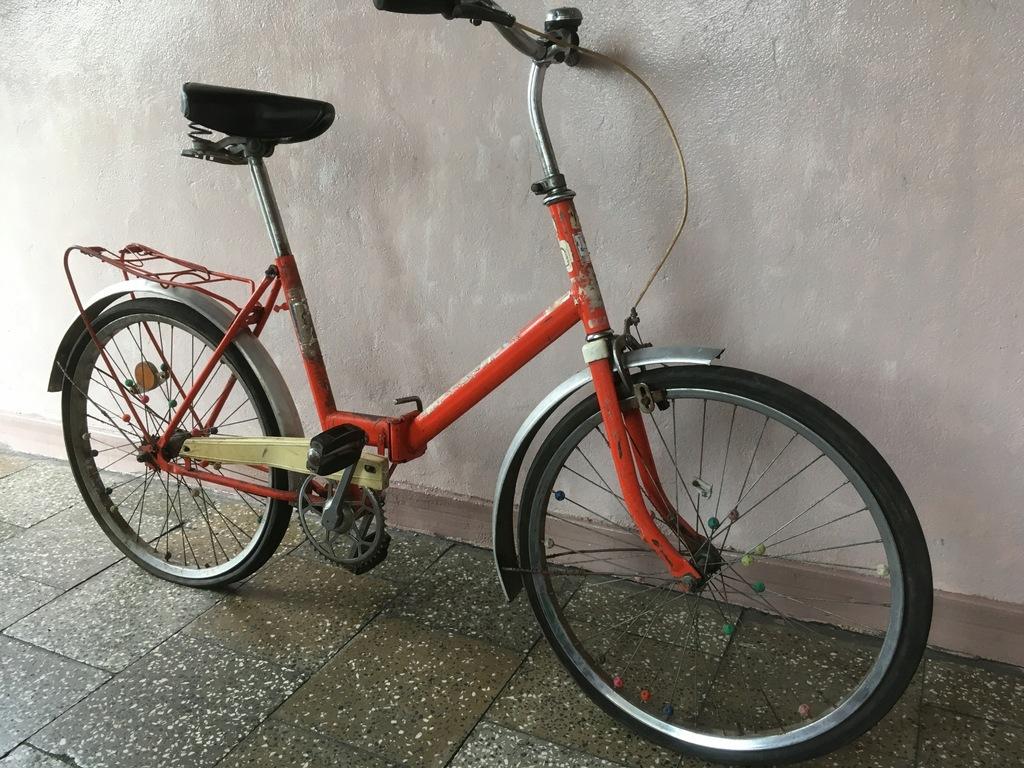"""Rower Romet Jubilat 24"""" 1979r."""