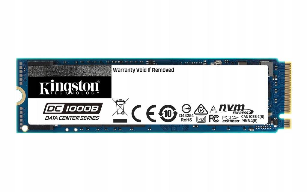 KINGSTON DYSK SSD 480G DC1000B M.2 2280 NVMe