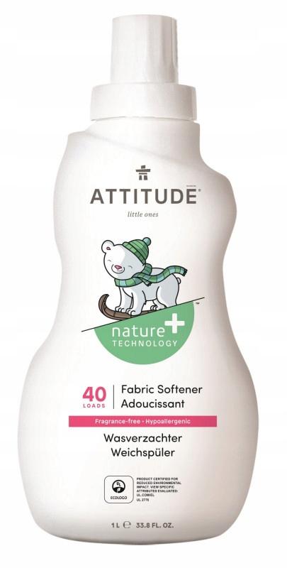 Attitude, Płyn do płukania ubranek dziecięcych, Be