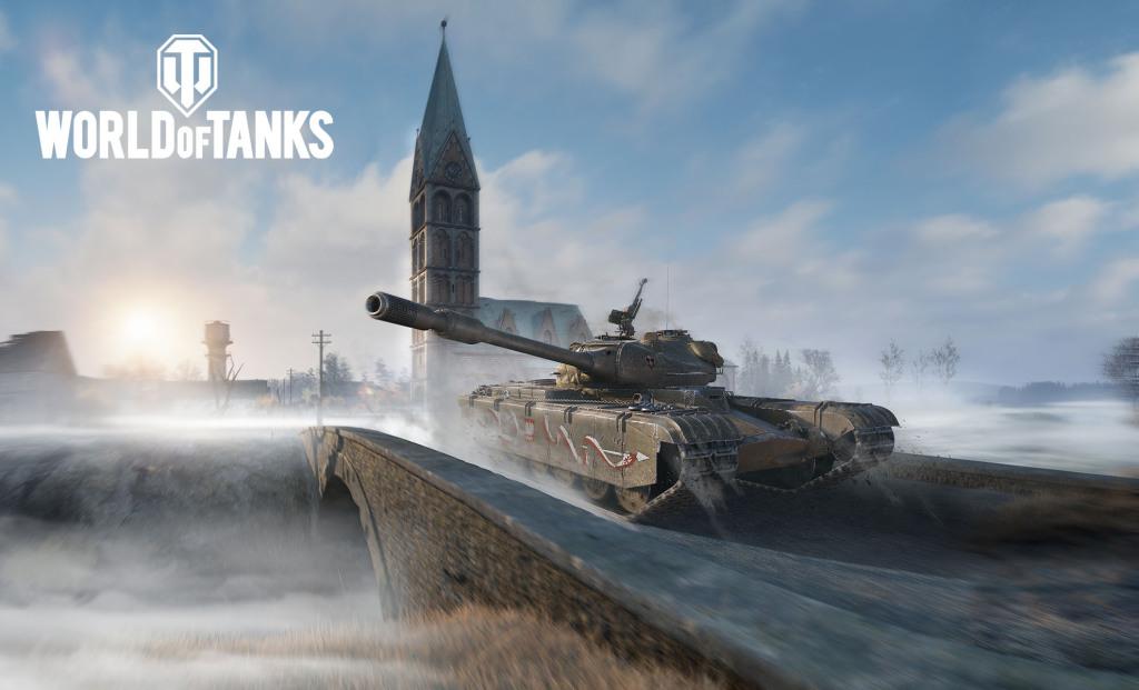 World of Tanks - 50TP Pudel oraz gadżety!