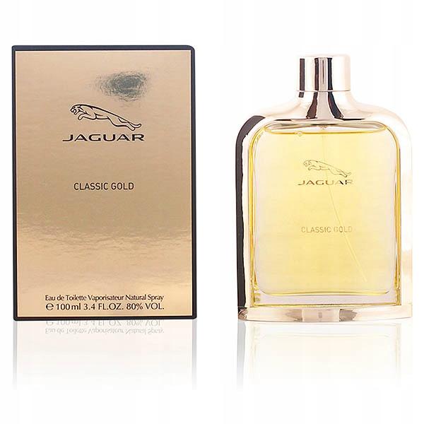 Perfumy Męskie Jaguar Gold Jaguar EDT