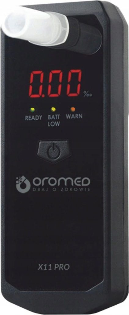 Alkomat OroMed X11 PRO