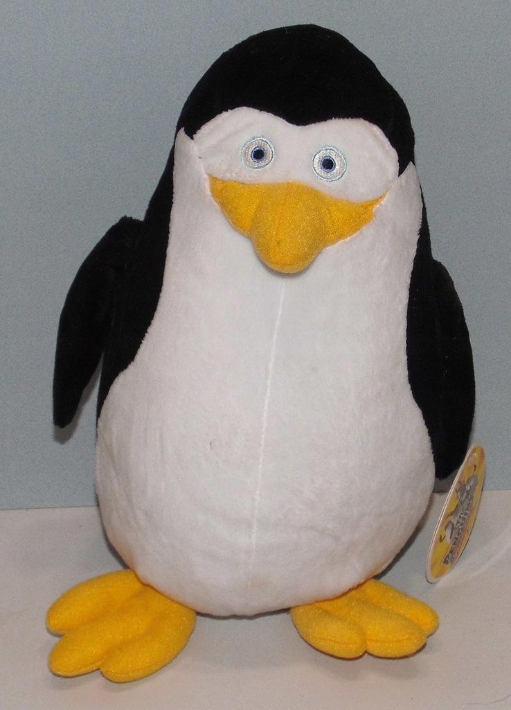 Maskotka Pingwiny Z Madagaskaru Szeregowy 26 Cm 8860832825 Oficjalne Archiwum Allegro