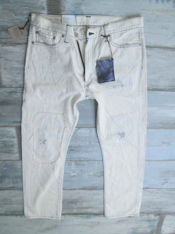 LEVI'S 513__jeans męskie SLIM STRAIGHT FIT__W36L32