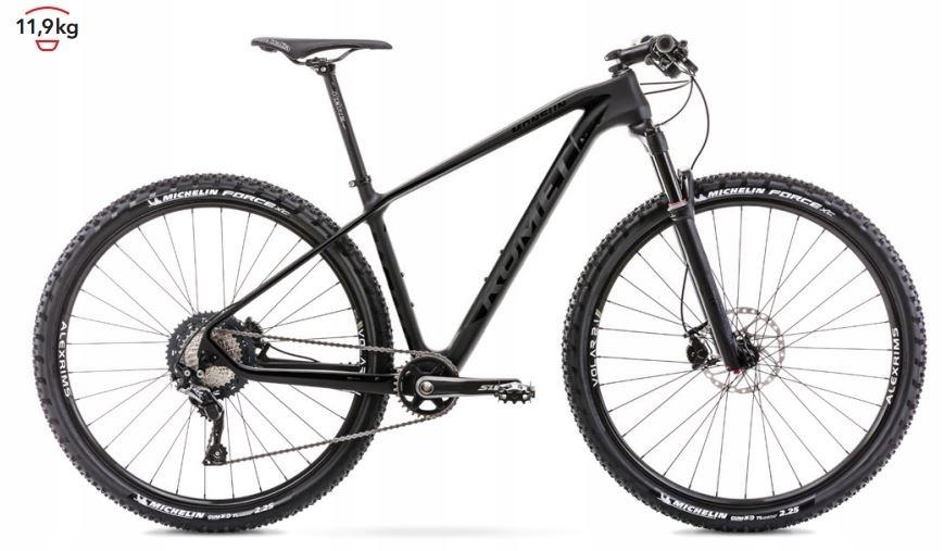 2029785 - 21 XL Rower ROMET MONSUN 1 czarny