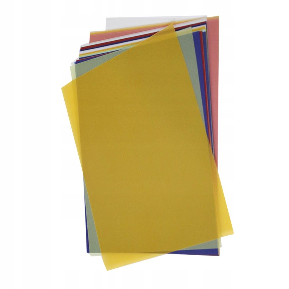 40 sztuk papier z kwasem siarkowym kaligrafia